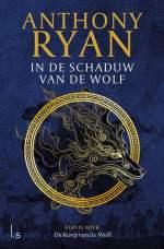 In de Schaduw van de Wolf 1: De Roep van de Wolf Boek omslag