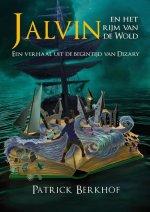 Jalvin en het rijm van de Wold Boek omslag
