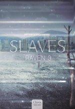Slaves 5: Raven 3 Boek omslag