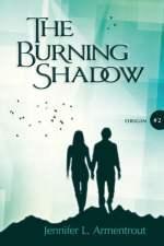 The Burning Shadow Boek omslag