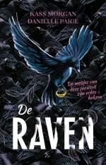 De Raven Boek omslag
