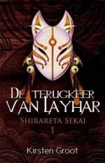 De terugkeer van Layhar Boek omslag