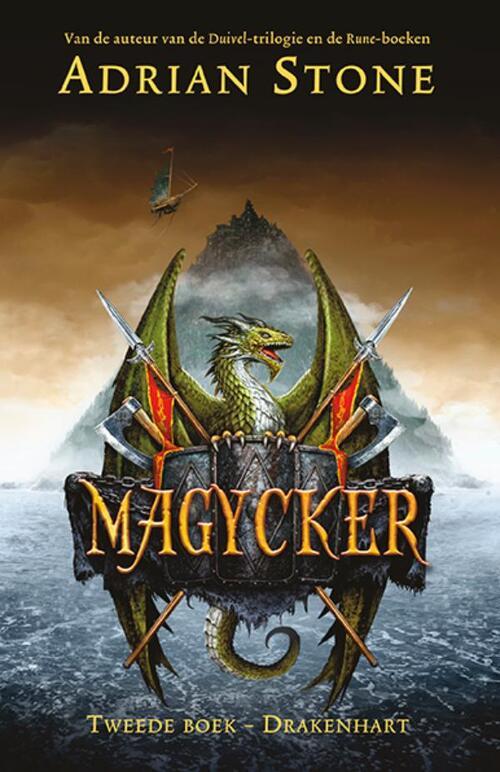 Magycker 2: Drakenhart