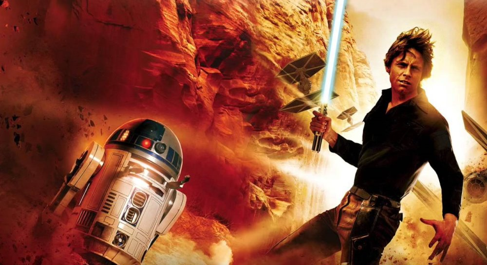 """Image result for heir to the jedi"""""""