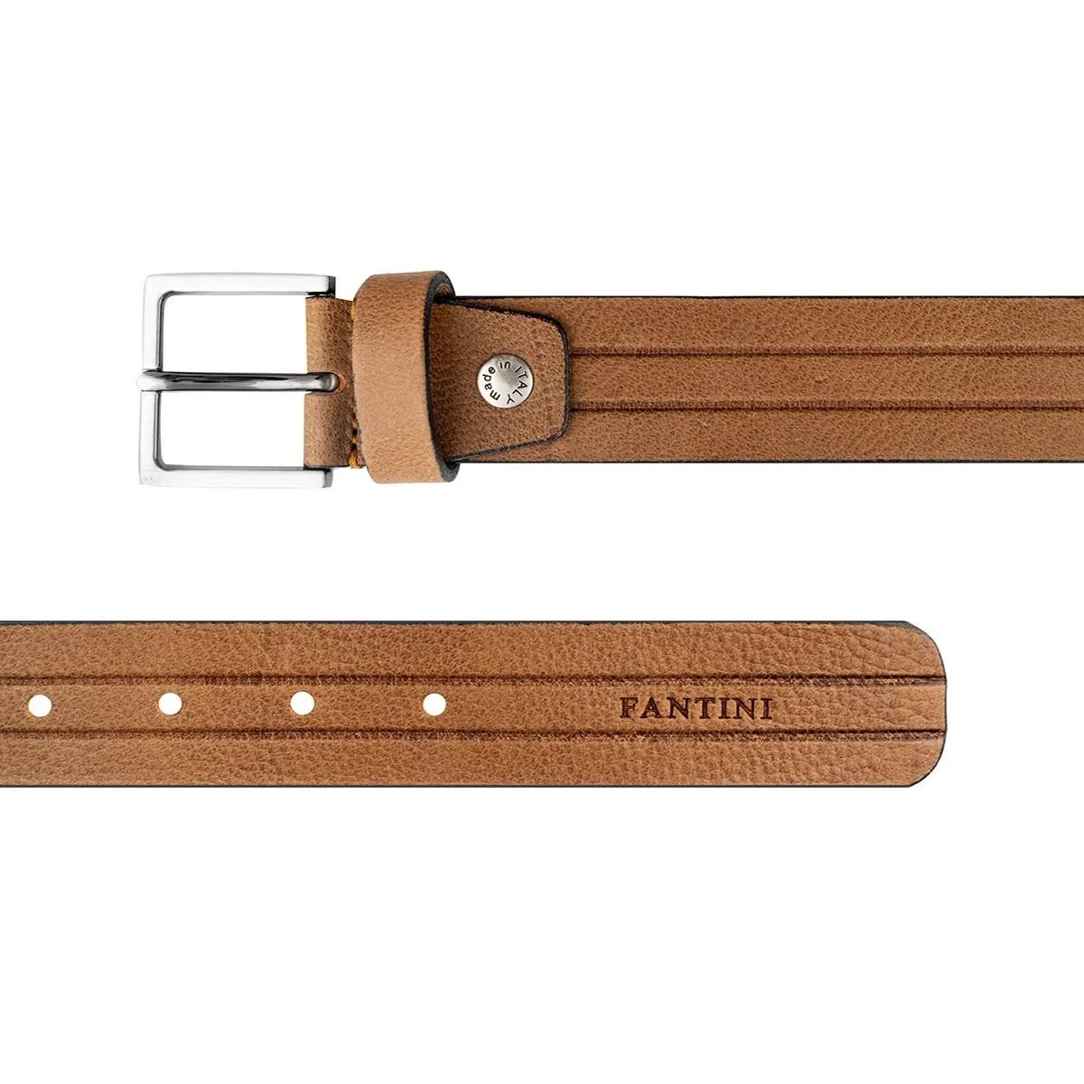 prodotti di qualità comprare in vendita fornitore ufficiale Cintura Fantini in pelle - Fantini Pelletteria