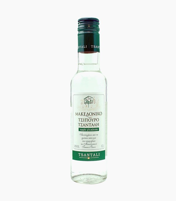Tsipouro Makedoniko without Anise