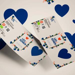 Specialøl med unik etikette med personlig hilsen til bryllup og polterabend og Save the date