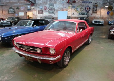 1965 Ford Mustang (Coupe)