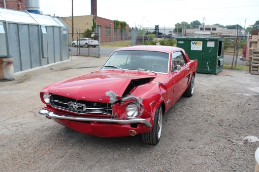 1964 Ford Mustang Coupe (Red)