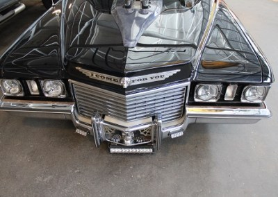 1972 Cadillac Hearse