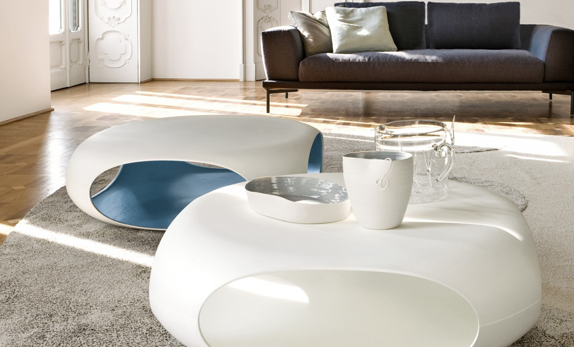 Pebble Coffee Table Coffee Tables Fanuli Furniture
