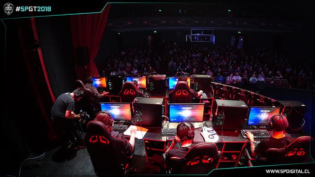 La tienda on-line SP Digital lo apostó todo en la última final del SP Gaming Tournament