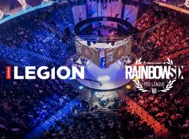 Legion de Lenovo se asocia con Ubisoft para la liga de Rainbow Six