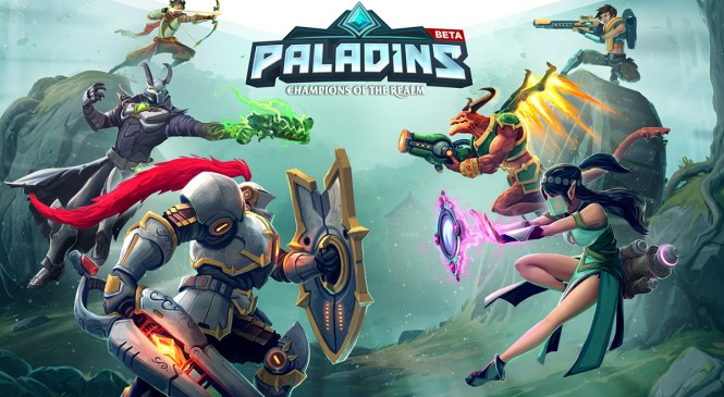 Paladins confirmado para Nintendo Switch