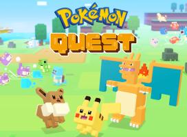 Pokémon Quest ya tiene fecha de lanzamiento para iOS y Android