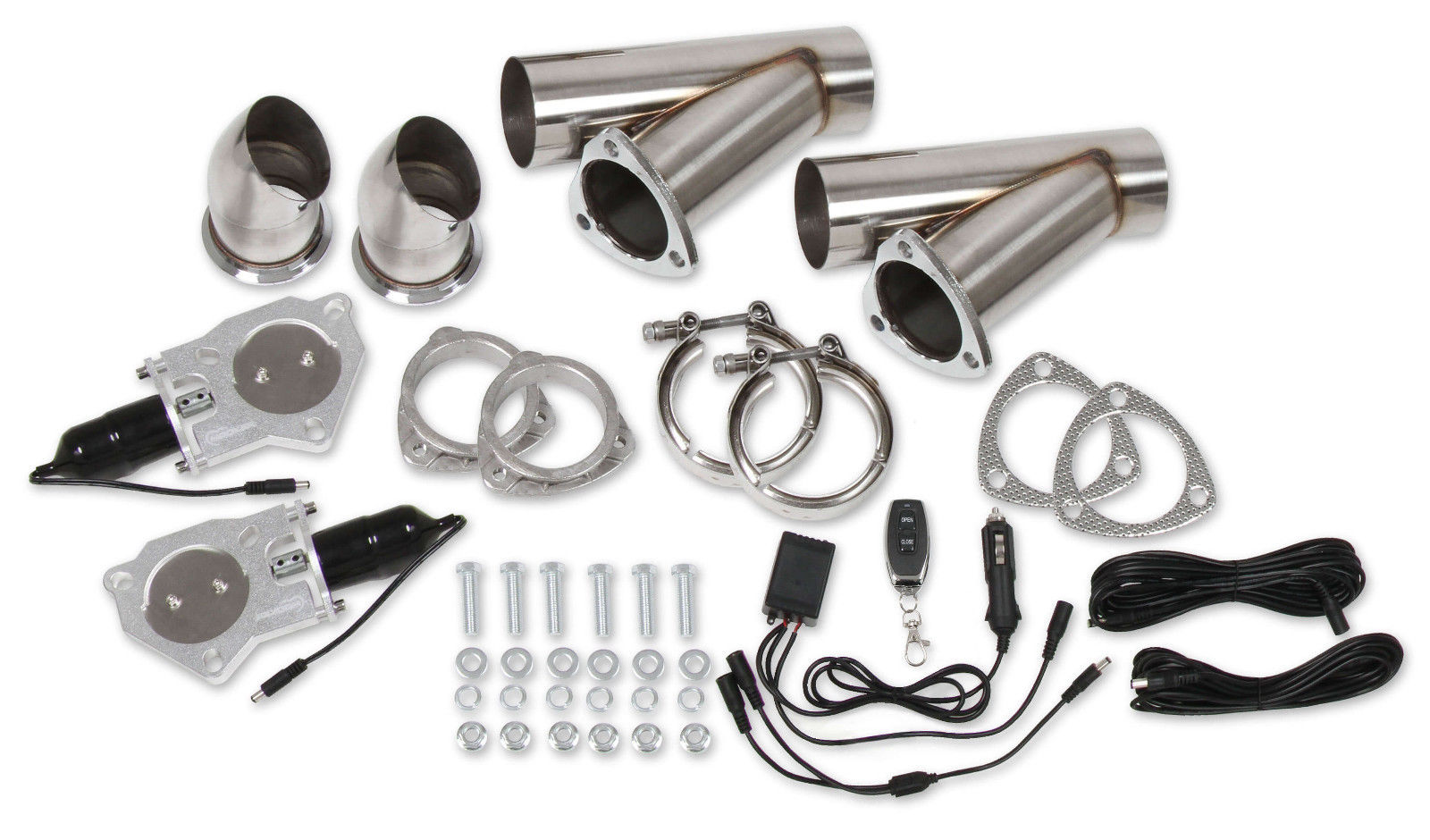 Flowtech Ls Turbo Headers Up And Forward Gm 4 8 5 3 6 0 1