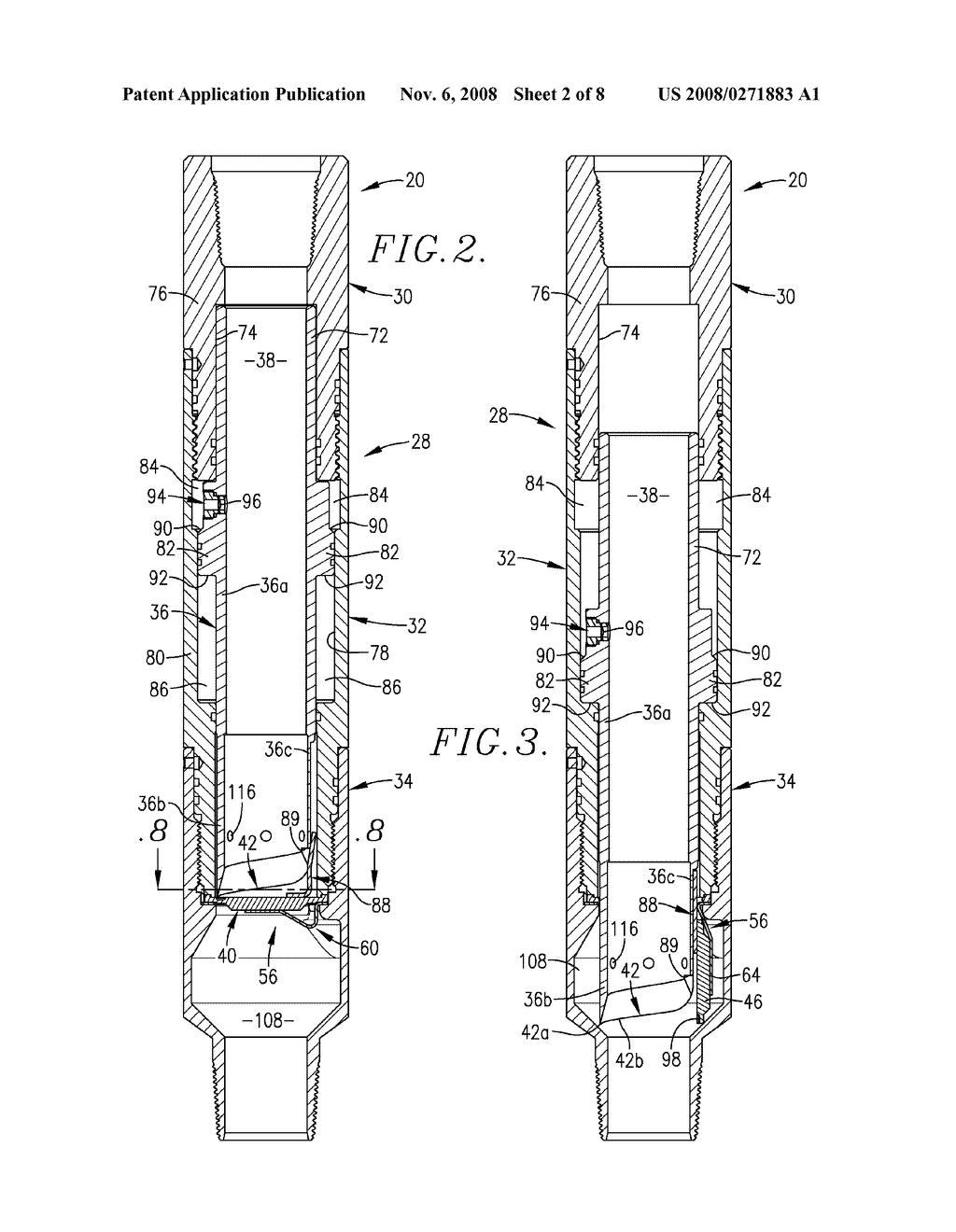 Oil Well Casing Diagram