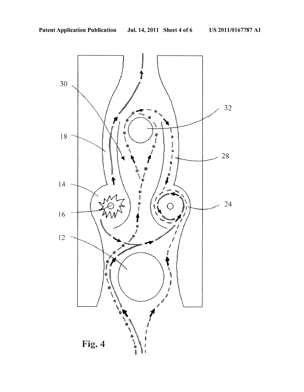 Pulse Jet Diagram