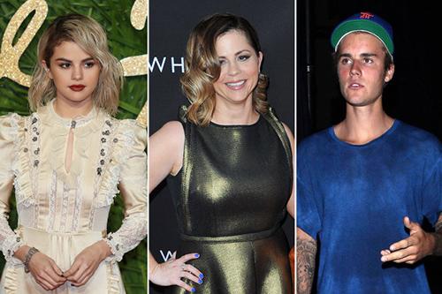 La mamá de Selena Gomez no está feliz con Justin Bieber