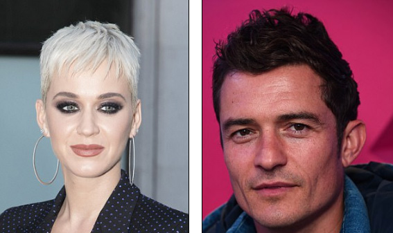 Katy Perry y Orlando Bloom volvieron? Yeap. again!