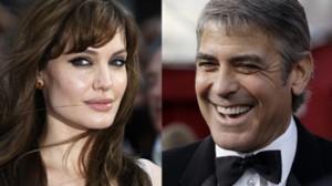 George Clooney, Angelina Jolie, Marilyn Monroe, Frank Sinatra