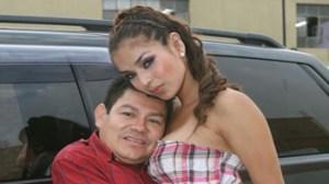 Dilbert Aguilar, Claudia Porticarrero