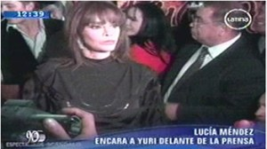 Yuri, Lucia Mendez, Rodrigo Espinoza