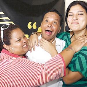 Susan Villanueva, Monserrat Seminario, Melcochita