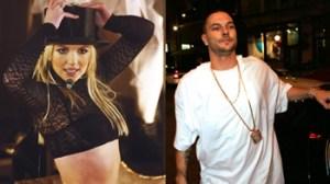 Britney Spears, Fernando Flores, Kevin Federline