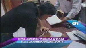 Pablo Villanueva, Monserrat Seminario, María Esperanza