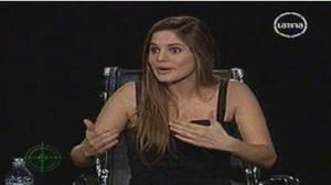 Jaime Bayly, Silvia Núñez del Arco