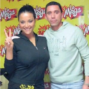 Mariella Zanetti , Miguel Rebosio
