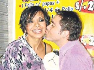Mónica Cabrejos, José Villacorta