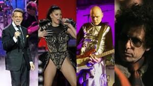 Black Eyed Peas, Smashing Pumpkins, Mago de Oz, Fatboy Slim, Creamfields Perú, Lima Hot Festival II, Luis Miguel, Andrés Calamaro