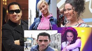 Marco Zunino, Magdyel Ugaz, Bruno Ascenzo, Gisela Ponce de León