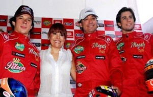 Magaly Racing Team, Magaly Medina