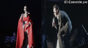 Marc Anthony, Olga Tañón