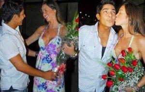 Paloma Fiuza, Erick Elera , Nataniel Sánchez