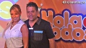 Mathías Brivio, Karina Rivero