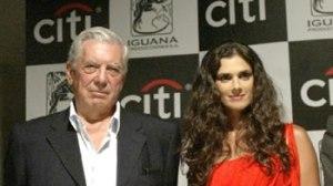 Mario Vargas Llosa, Vanessa Saba