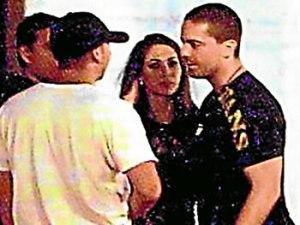 Roberto Martínez, Melissa Loza, Carlos Valenzuela