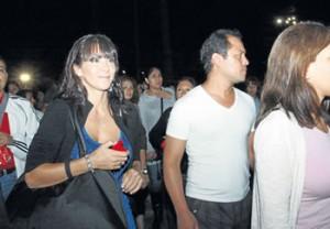 Danuska Zapata, Carlos Barraza