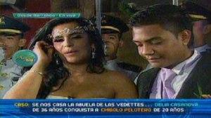Delia Casanova, Farid Ode, Deysi Araujo, Azucena del Río, Luis Ángel Montaño