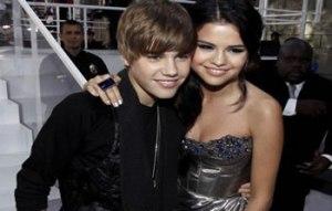 Selena Gómez, Justin Bieber
