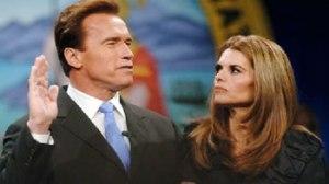 Arnold Schwarzenegger, María Shriver