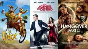 Los agentes del destino, Una aventura única, ¿Qué pasó ayer? 2, Emily Blunt, Matt Damon, George Nolfi