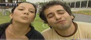 Mayra Couto, Junior Silva
