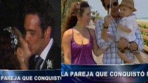 Virna Flores , Ismael La Rosa