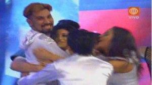 Vanessa Terkes, Aldo Miyashiro, Carlos Alcántara