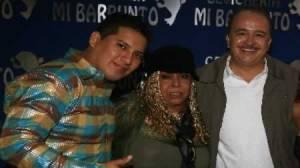 Lucía de la Cruz, Luisito Caycho, Ray Sepúlveda
